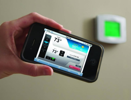 Upgrade to a programmable thermostat can save you money this winter
