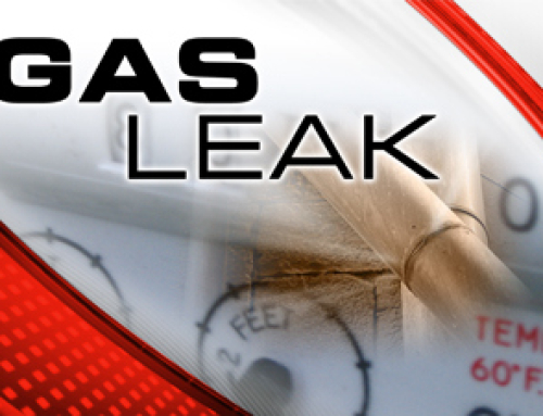 Smell Gas When Your Furnace Starts?