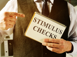 stimulus check HVAC repairs