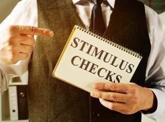 stimulus check HVAC repairs