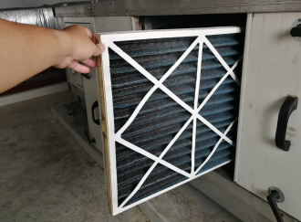 upgrade furnace filter