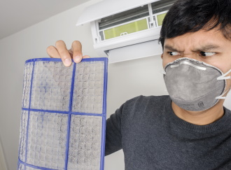 indoor air pollution HVAC